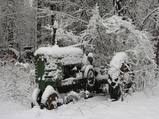 Winter Servicing Your Tractors &  Farm Vehicles