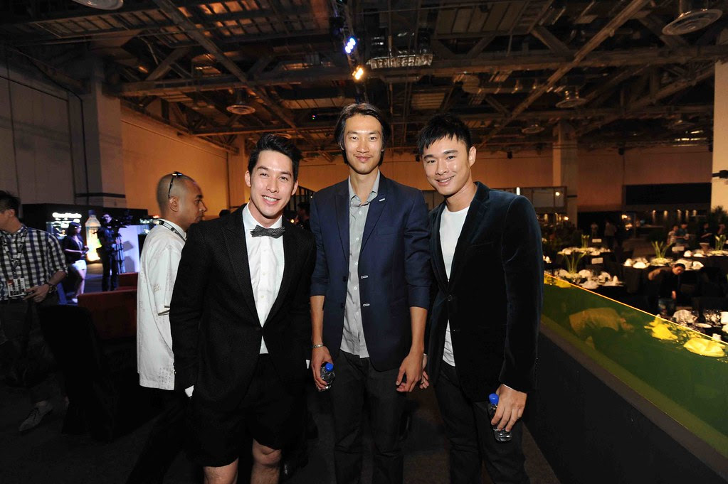 Utt, Mr. Philip Huang and Mr Julian Hee