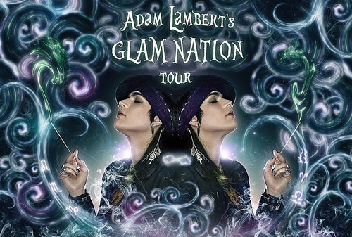 Adam Lambert's Glam Nation Tour