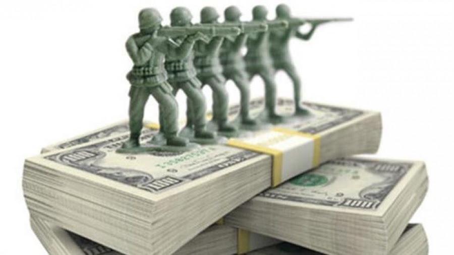 HowMuch: Αυτές είναι οι εταιρείες που κερδίζουν τα περισσότερα δισ. δολάρια σε κάθε πόλεμο ανά την υφήλιο