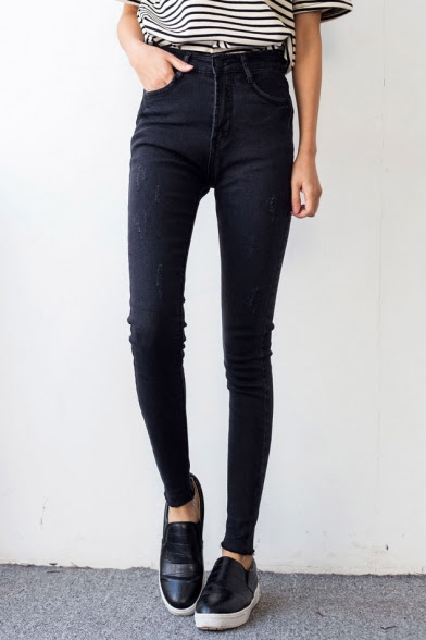 http://www.beautifulhalo.com/plain-high-waist-skinny-fitted-pencil-jeans-p-237813.html