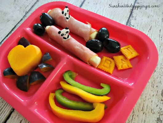 Making Kids' Healthy Lunches Awesome