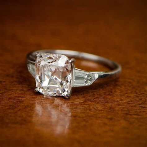 The York Ring   Vintage Engagement Rings   Creative