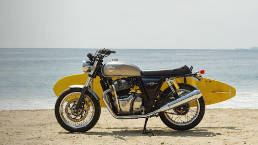 Royal Enfield launches Interceptor 650 for INR 2.34 lakh | Shifting-Gears