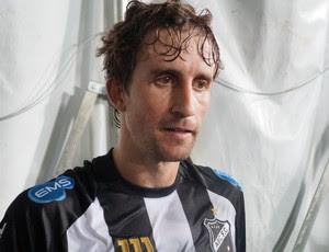 Rafael Miranda - volante do ABC (Foto: Augusto Gomes/GloboEsporte.com)