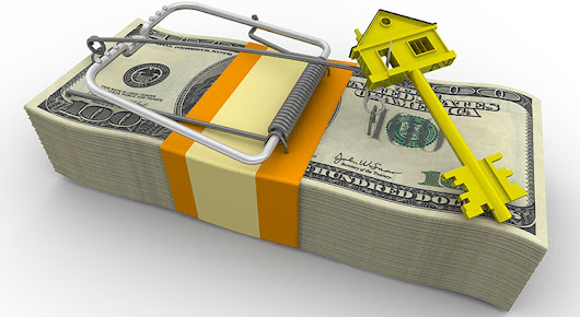 Careful…Don't Get Caught in the Rental Trap!