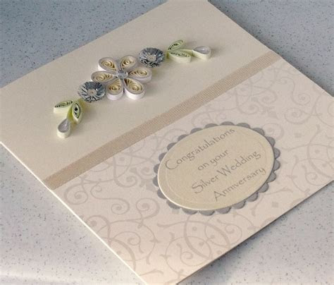 63 best images about Quilled Anniversary Card on Pinterest