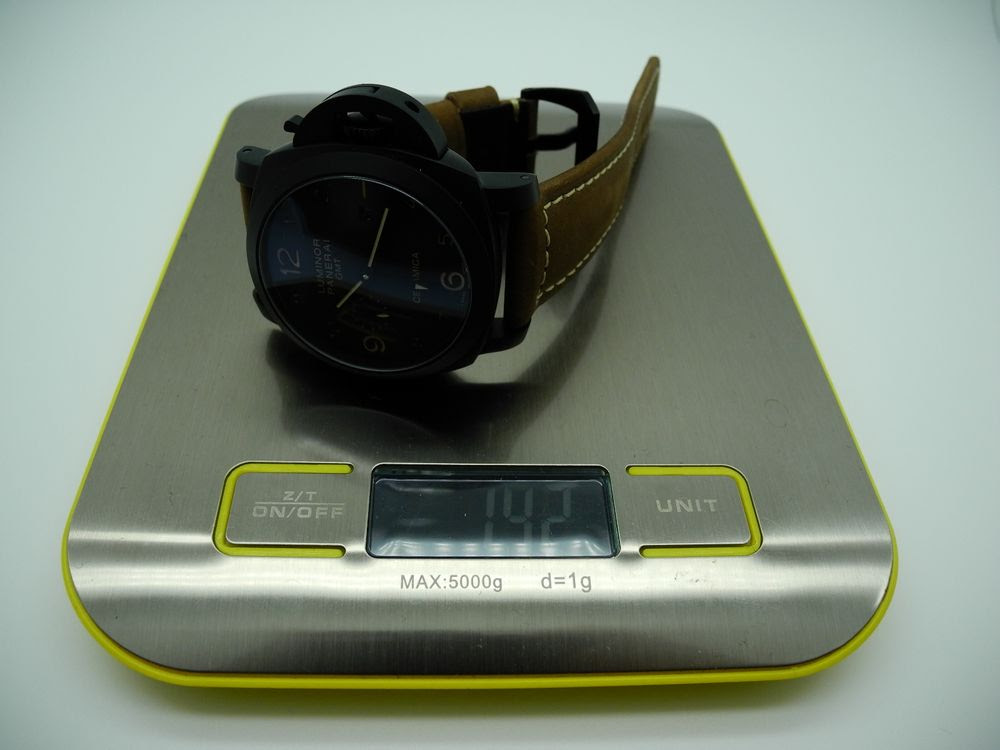 WMC PAM 441 Weight
