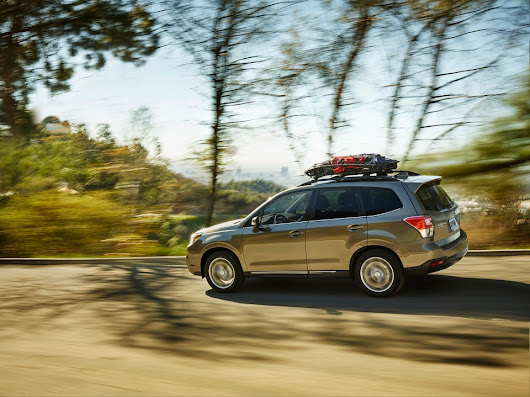 Timmons Subaru | 5 Reasons Why Shoppers Should Take a Good Look at the New 2018 Subaru Forester!