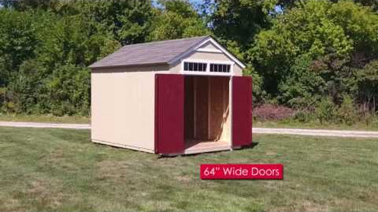 Handy Home Shed Logo: Handy Home Products 10 Ft  X 10 Ft