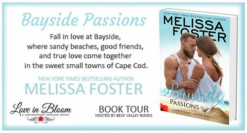 Bayside Passions Book Review & Giveaway