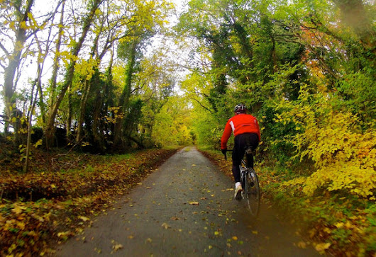 How to survive the winter months when you can't get out on your bike