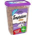 Temptations Classic Creamy Dairy Flavor Cat Treats, 16 oz