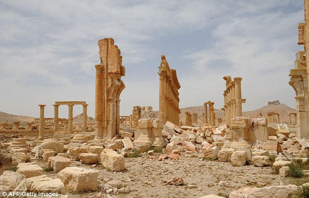 The ancient city of Palmyra was held by ISIS for nearly a year before it was retaken by Syrian forces in March