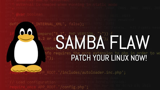"Samba's ""One Line Of Code"" Exploit Could Make Linux Vulnerable To WannaCry-like Attack, Patch Now"