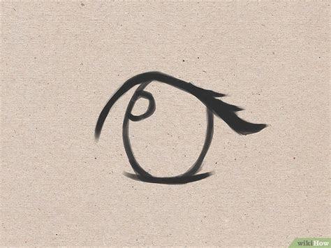 eenvoudige animeogen tekenen wikihow