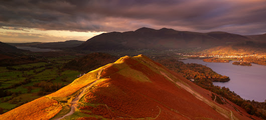 Landscape photography workshop at Lake District. - Worcester Photography