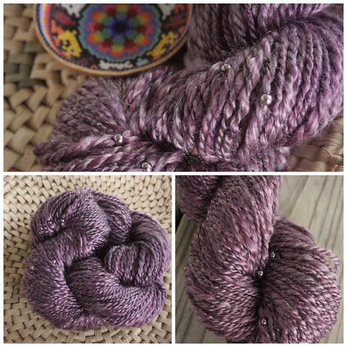 purple bead yarn3