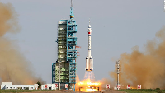 China Begins Development Of Reusable Rockets For Space Exploration