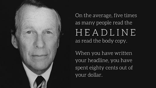 7 Tips for Writing Headlines That Work