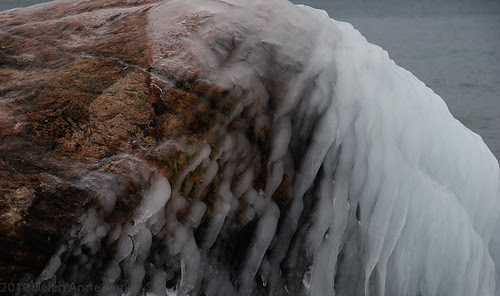 Icy Boulder 2