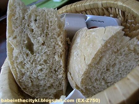 Indulgence - bread basket