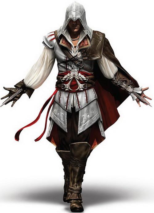 5 ezio assassins creed2 Top 20 personagens masculinos mais bonitos dos games