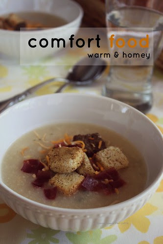 Cauliflower Soup by Fitri D. // Rumah Manis
