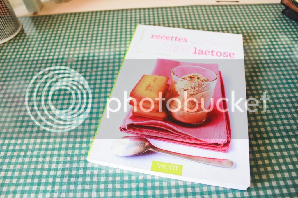 livre cuisine sans lactose