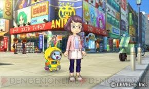 電撃 3ds妖怪ウォッチ3ではケータが海外usaに引っ越しアニメ