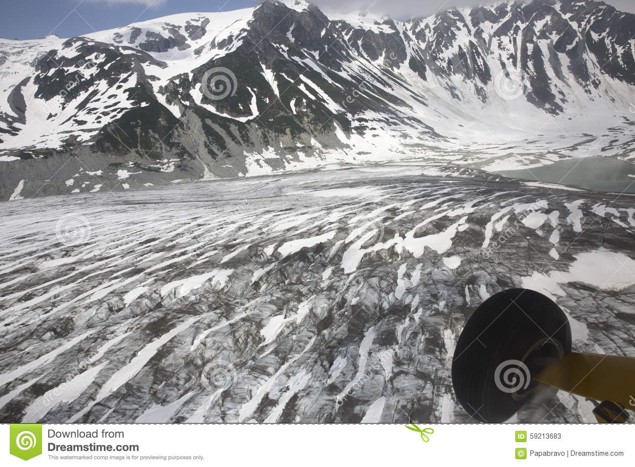 More similar stock images of ` Aerial view of alaskan wilderness `