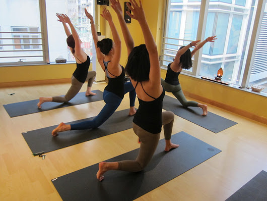 The Yoga Room in Sheung Wan