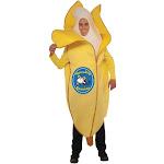 Banana Unisex Adult Costume - 53144 - Yellow - One Size