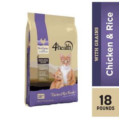 4health Original All Life Stages Cat Food, 18 lb. Bag at Tractor Supply Co.