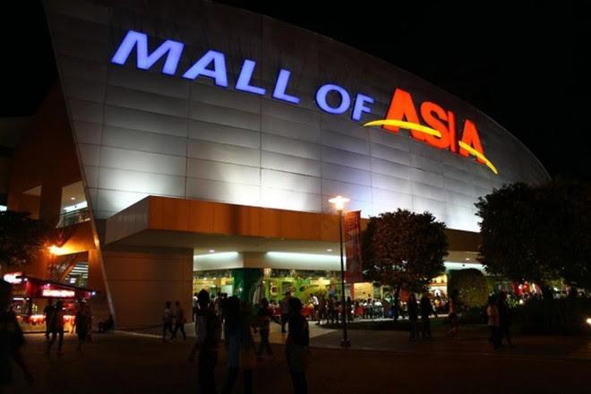 Bùng nổ trung tâm mua sắm tại châu Á