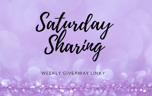 Saturday Sharing: Giveaway Linky | 1StopMom