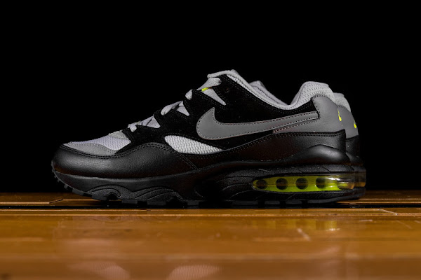85f86342b Nike Air Max 94 Steps out in