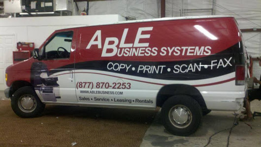 Who is Able Business Systems? Your Source for Clearwater Copiers | Copier/Printer Sales/Leasing/Service ️