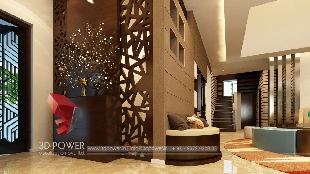 3D Interior Design & Rendering Services | Bungalow & Home Interior Design | 3D Power