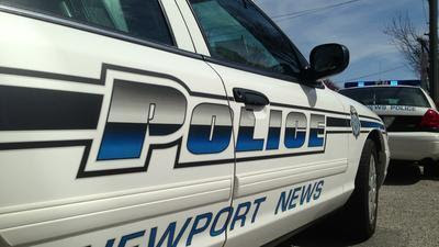 Police: Newport News man says he was hit with hammer