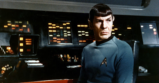 Leonard Nimoy, Spock of 'Star Trek,' Dies at 83 - NYTimes.com