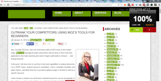Free SEO Browser Tools and Extensions - WrightIMC