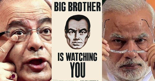 The end of privacy: Aadhaar is being converted into the world's biggest surveillance engine