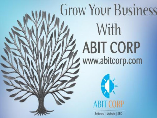 ABIT CORP-Website designing company located in Indore