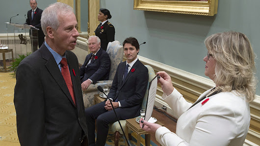 The redemption of Stéphane Dion