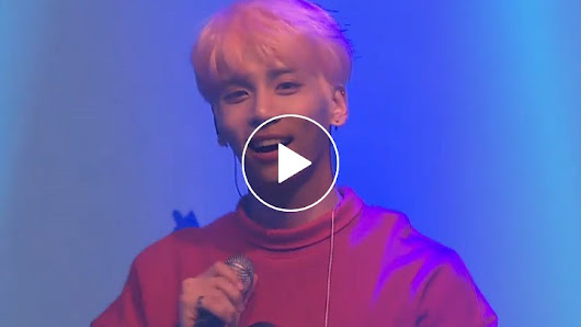 [V] [REPLAY] JONGHYUN SHOWCASE <좋아>