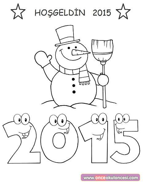 21 En Iyi Yeni Yıl Görüntüsü Day Care Preschool Ve Snowman