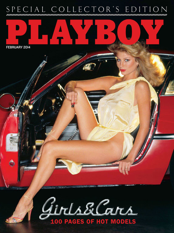 image of [18+ Only] Playboy Special Collector's Edition Girls and Cars - February 2014 [102MB]