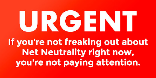 Sign the Petition: Tell Congress to block the FCC's Repeal of Net Neutrality