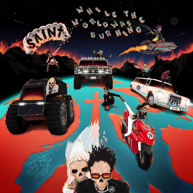 SAINt JHN - Smack DVD (feat. Kanye West) - Single [iTunes Plus AAC M4A]